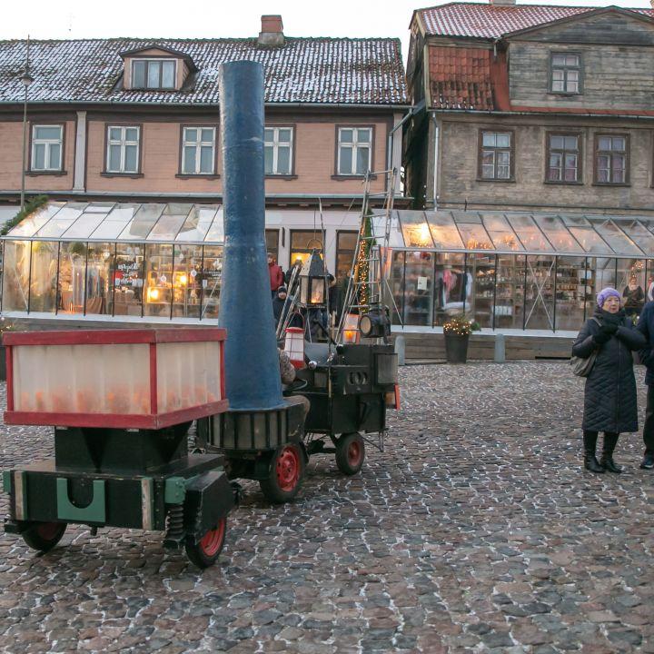 Ziemas festivāls Notici brīnumam 2019 Holandes izrāde
