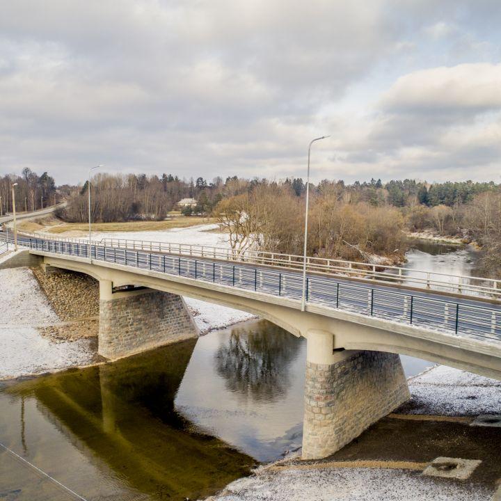 Rendas tilta atklāšana 2018