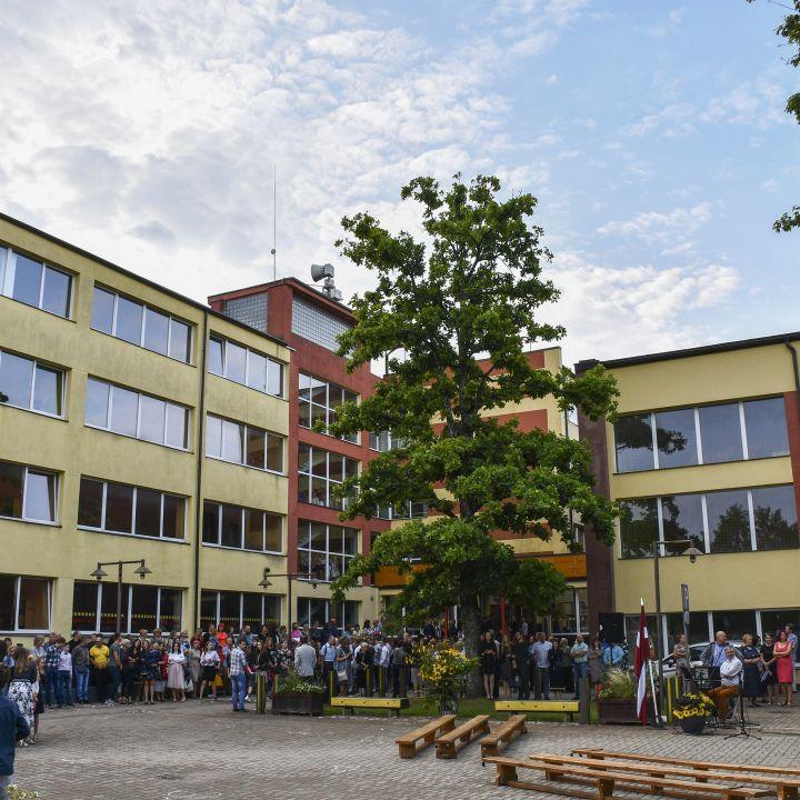 Zinību diena Kuldīgas Centra vidusskolā